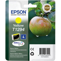 Epson DURABrite Ultra T1294 Ink Cartridge - Yellow