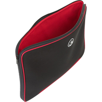 """tech air Z0311 Carrying Case for 43.9 cm (17.3"""") Notebook - Black, Red"""