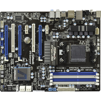 ASRock 970 Extreme4 Desktop Motherboard - AMD 970 Chipset - Socket AM3+ - ATX - 1 x Processor Support - 32 GB DDR3 SDRAM Maximum RAM - O.C., 1.80 GHz Memory Speed Su