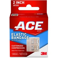 Ace Elastic Bandage with Clips 2inch MMM207310