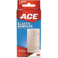 Ace Elastic Bandage with Clips 4inch MMM207313