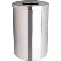 Honest Joe 30 Gal Stnlss Steel Trash Receptacle