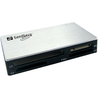 Sandberg Flash Reader - USB 3.0 - External