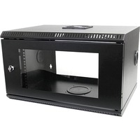 StarTech.com 6U 19in Wallmount Server Rack Cabinet with Acrylic Door - 19 6U Wall Mounted