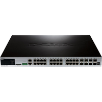 D-Link xStack DGS-3620-28PC 24 Ports Manageable Layer 3 Switch