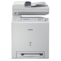 Epson AcuLaser CX29NF Laser Multifunction Printer - Colour - Plain Paper Print - Desktop