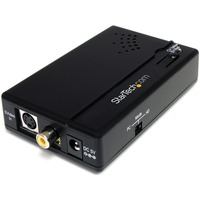 StarTech.com Composite and S-Video to HDMI Converter with Audio - Functions: Signal Conversion - PAL