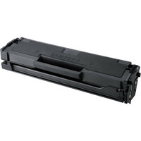 Samsung MLT-D101S Toner Cartridge - Black - Laser - 1500 Page - 1 Pack