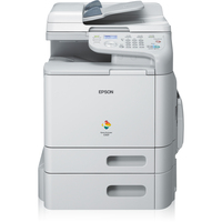 Epson AcuLaser CX37DTN Laser Multifunction Printer - Colour - Plain Paper Print - Desktop