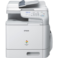 Epson AcuLaser CX37DN Laser Multifunction Printer - Colour - Plain Paper Print - Desktop