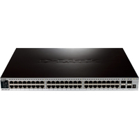 D-Link xStack DGS-3420-52P 48 Ports Manageable Layer 3 Switch