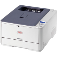 Oki C500 C510DN LED Printer - Colour - 1200 x 600 dpi Print - Plain Paper Print - Desktop