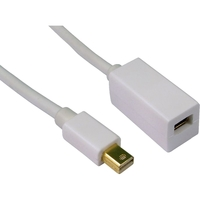 Cables Direct DisplayPort A/V Cable for Audio/Video Device - 2 m