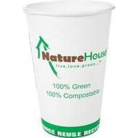 Savannah Supplies Compostable Paper/PLA Cup c010