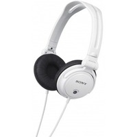 Sony Studio Monitor MDR-V150 Wired Stereo Headphone - Over-the-head - Ear-cup - White - 24 Ohm - 16 Hz - 22 kHz - 2 m Cable