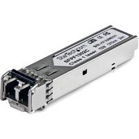 StarTech.com Cisco Compatible 100 Mbps Fiber SFP Transceiver Module MM LC w/ DDM - 2 km (Mini-GBIC)