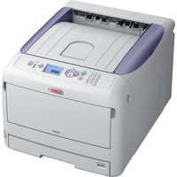 Oki C800 C831N LED Printer - Colour - 1200 x 600 dpi Print - Plain Paper Print - Desktop