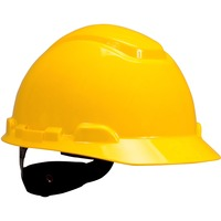 3M H700 Series Ratchet Suspension Hard Hat MMMH702R