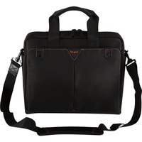 "Targus Classic+ CN515EU Carrying Case for 39.6 cm (15.6"") Notebook - Black, Red"