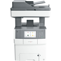 Lexmark X740 X748DE Laser Multifunction Printer - Colour - Plain Paper Print - Desktop