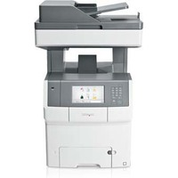 Lexmark X740 X746DE Laser Multifunction Printer - Colour - Plain Paper Print - Desktop