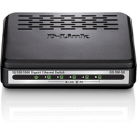 D-Link GO-SW-5G 5 Ports Ethernet Switch