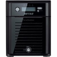 Buffalo TeraStation TS5400D1604 4 x Total Bays Network Storage Server - 1 x Intel Atom D2550 Dual-core 2 Core 1.86 GHz - 16 TB HDD 4 x 4 TB - 2 GB RAM DDR3 SDRAM