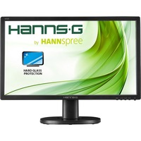 Hannspree (22 inch) LED Wide Screen Monitor 1000:1 220cd/m2 1920 x 1080 5ms VGA DVI (Black)