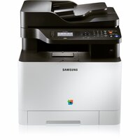 Samsung CLX-4195FN Laser Multifunction Printer - Colour - Plain Paper Print - Desktop