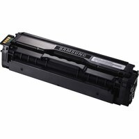 Samsung CLT-K504S Toner Cartridge - Black - Laser - 2500 Page - 1 Pack