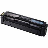 Samsung CLT-C504S Toner Cartridge - Cyan - Laser - Standard Yield - 1800 Page - 1 Pack