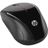 HP X3000 Mouse - Optical - Wireless