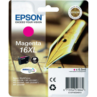 Epson DURABrite Ultra 16XL Ink Cartridge - Magenta