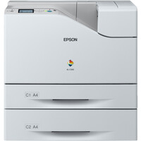 Epson WorkForce AL-C500DTN Laser Printer - Monochrome - 1200 x 1200 dpi Print - Plain Paper Print - Desktop