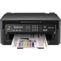 Epson WorkForce WF-2510WF Inkjet Multifunction Printer - Colour - Photo Print - Desktop
