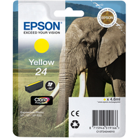Epson Claria 24 Ink Cartridge - Yellow