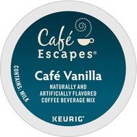 Cafe Escapes Vanilla t6812