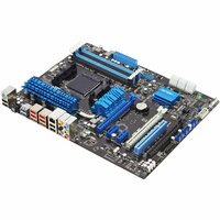 Asus M5A99X EVO R2.0 Desktop Motherboard - AMD 990FX Chipset - Socket AM3+ - ATX - 1 x Processor Support - 32 GB DDR3 SDRAM Maximum RAM - O.C., 1.87 GHz Memory Speed