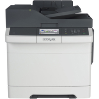 Lexmark CX410E Laser Multifunction Printer - Colour - Plain Paper Print - Desktop