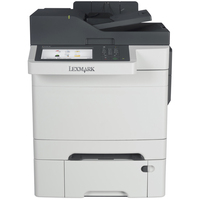 Lexmark CX510DTHE Laser Multifunction Printer - Colour - Plain Paper Print - Desktop