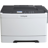 Lexmark CS410DN Laser Printer - Colour - 2400 x 600 dpi Print - Plain Paper Print - Desktop