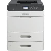 Lexmark MS810DTN Laser Printer - Monochrome - 1200 x 1200 dpi Print - Plain Paper Print - Desktop