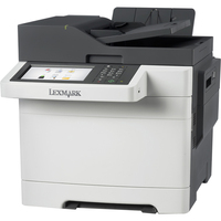 Lexmark CX510DE Laser Multifunction Printer - Colour - Plain Paper Print - Desktop