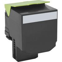 Lexmark Unison 702XK Toner Cartridge - Black