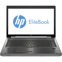 "HP EliteBook 8770w 43.9 cm (17.3"") LED Notebook - Intel Core i7 i7-3840QM 2.80 GHz - Gunmetal"