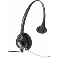 Plantronics SupraPlus HW251H Wired Mono Headset - Over-the-head - Supra-aural