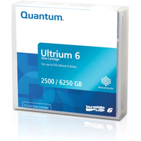 Quantum MR-L6MQN-02 Data Cartridge LTO-6 - WORM - 2.50 TB (Native) / 6.25 TB (Compressed) - 846 m Tape Length