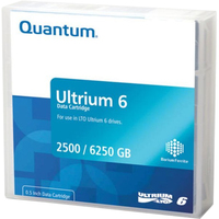 Quantum MR-L6MQN-20 Data Cartridge LTO-6 - 20 Pack - 2.50 TB (Native) / 6.25 TB (Compressed) - 846 m Tape Length