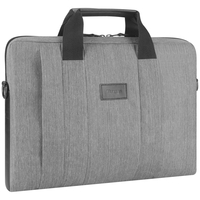 "Targus City Smart TSS59404EU Carrying Case (Sleeve) for 39.6 cm (15.6"") Notebook - Grey"
