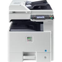 Kyocera Ecosys FS-C8520MFP Laser Multifunction Printer - Colour - Plain Paper Print - Desktop